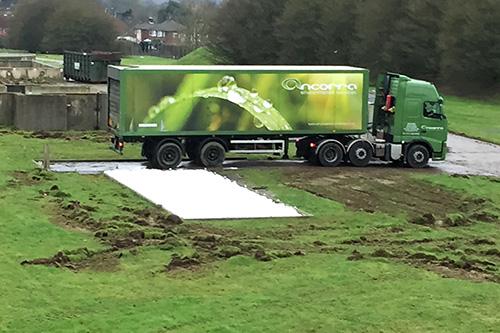 Foam filling service