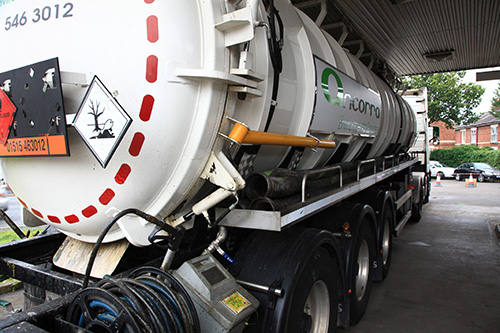 Fuel Transfer Services