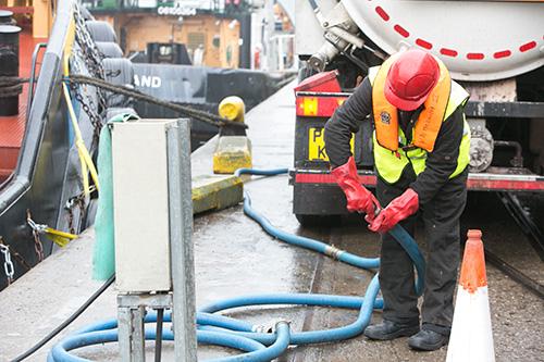Sludge Dewatering services