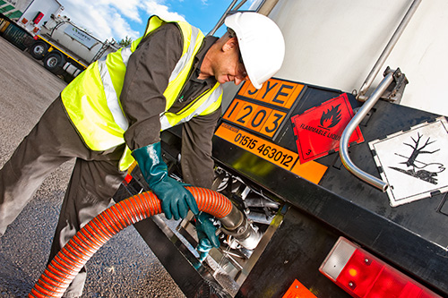 Fuel Uplift and Transfer services